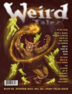 """Weird Tales"" Returns from the Grave with New Tales of Strange and Dark Fiction"